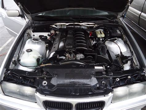 how does a cars engine work 1995 bmw m3 user handbook picture of 1995 bmw 3 series 325i engine
