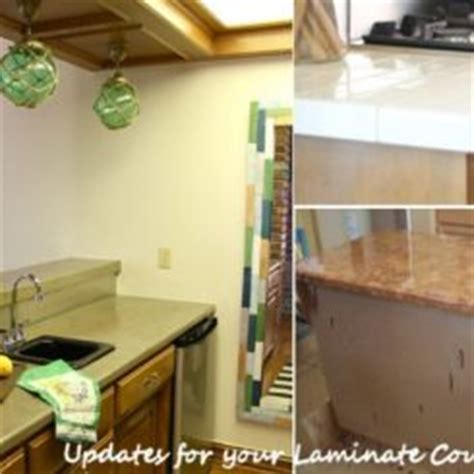 Diy Updates For Your Laminate Countertops Without Replacing Them 20 White Quartz Countertops Inspire Your Kitchen Renovation