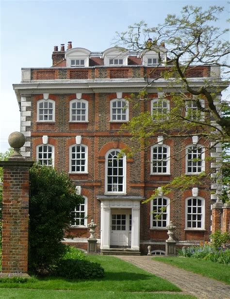 queen ann house rainham hall in havering queen anne house in essex e