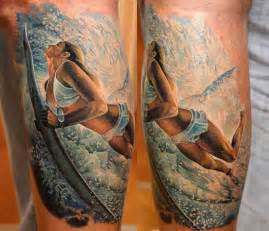 surfboard tattoo designs 9 best surfing tattoos images on ideas