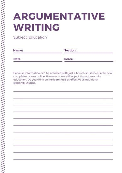 pattern of writing debate purple simple writing prompt debate worksheet templates