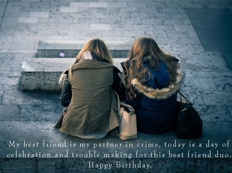 Best Of My best 52 happy birthday to my best friend messages quotes