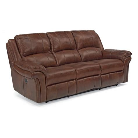Flexsteel Curved Sofa Flexsteel Reclining Sofa Flexsteel Bixby Reclining Sofa Harris Family Furniture Thesofa