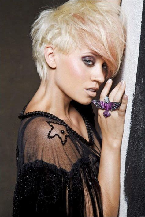 how to style my pixie like kimberly wyatt 1193 best images about short hair on pinterest