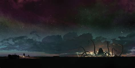lovecraft wallpaper h p lovecraft cthulhu artwork octopus fantasy