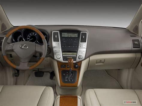 2008 Lexus Rx 350 Interior by 2008 Lexus Rx 350 Pictures Dashboard U S News World