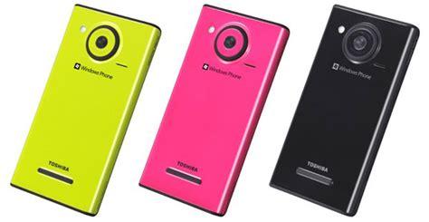 Harga Toshiba Windows Phone toshiba fujitsu luncurkan hp windows phone 7 5 pertama