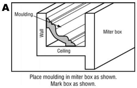 cornice installation how to cut ceiling cornice integralbook