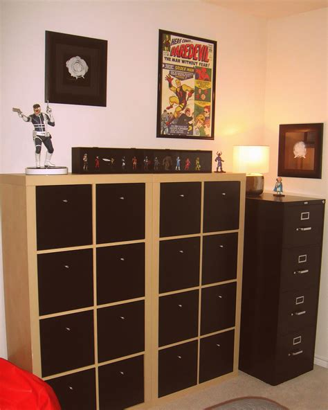 Comic Book Cabinet by Comic Collection Storage Home Ideas