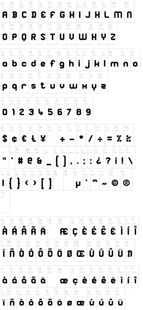 dafont surfing capital square block fonts pinterest block fonts fonts and