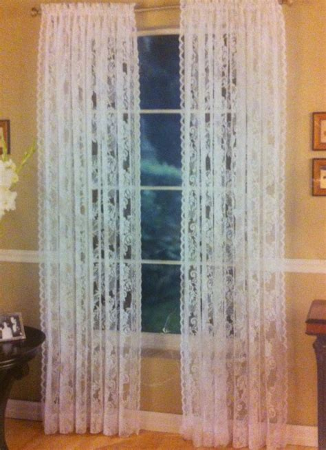 lace bedroom curtains white lace rose window curtain for bedroom living room