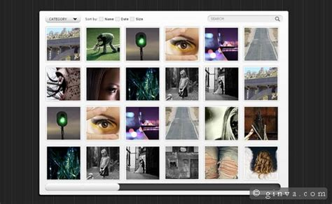 html template photo gallery 125 free high quality x html and css web layout