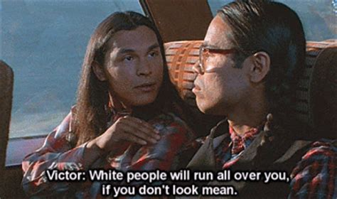 Smoke Signals Meme - adam beach yes gif find share on giphy