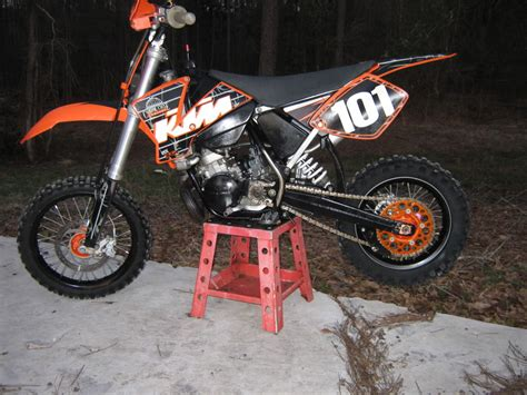 How Much Is A Ktm 65 Ktm 65 Sx Review And Photos