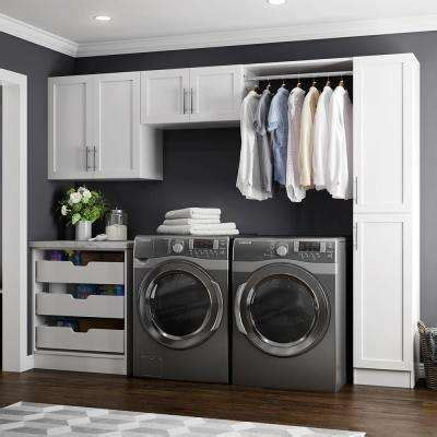 Organizing Laundry Room Cabinets Laundry Room Storage Storage Organization The Home Depot
