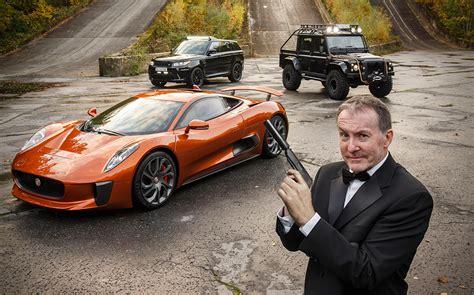 land rover truck james jaguar land rover james bond s ultimate nemesis spectre