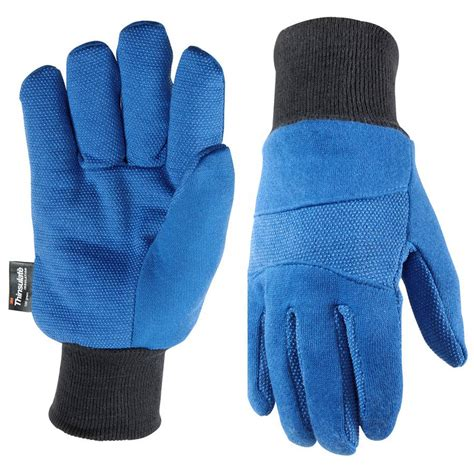 A Find Glove For Frigid Digits by Lamont Grain Cowhide Work Gloves For Medium Sku