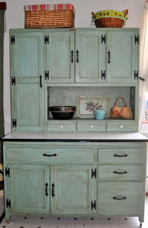 Hoosier Cabinet by Ten For The Road A Hoosier Cabinet