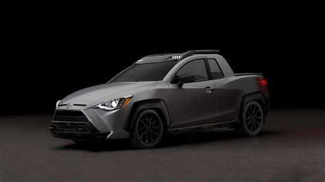 Toyota Yaris Adventure 2020 by 2020 Toyota Yaris Adventure Is The Compact Up Truck