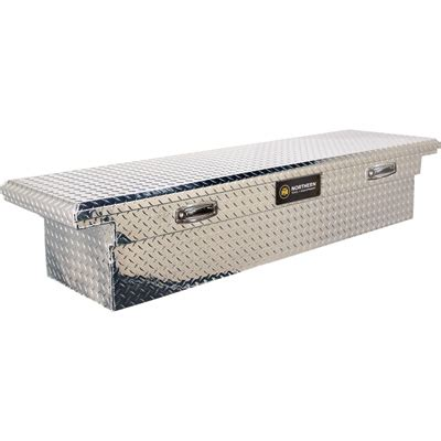 low profile truck tool boxes northern tool equipment crossover low profile truck tool