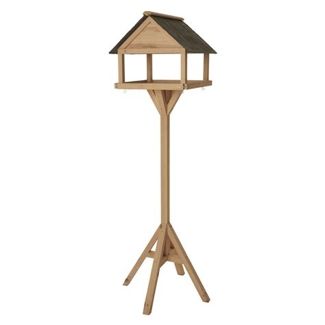 Bird Table L Wilko Premium Easy Clean Bird Table At Wilko