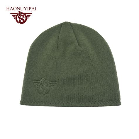 Fall Winter Accessories To Die For by Autumn Winter Hats For Cotton Beanies Army Green