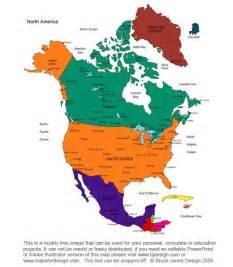 outline map of america page