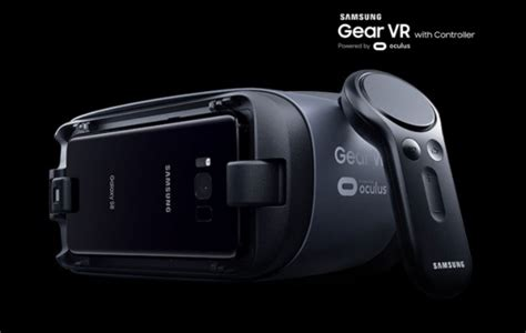Vr Samsung Note 8 Galaxy S8 Gear Vr Headset Actually Works For The Note