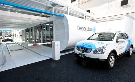 better place better place kicks electric vehicle leasing in israel