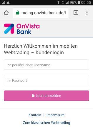 on vista bank onvista bank app test 04 2017 wie gut ist die broker app