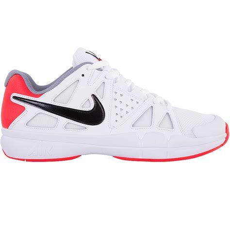 Nike Vapor Advantage nike air vapor advantage s tennis shoe white orange
