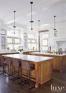 Double Kitchen Islands by Things We Love Double Islands Design Chic Design Chic