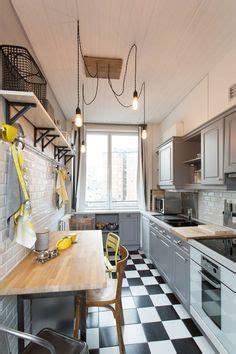 Modele De Maison Moderne 2791 by Cuisine 233 Quip 233 E Avec L 233 Vier Sous La Fen 234 Tre