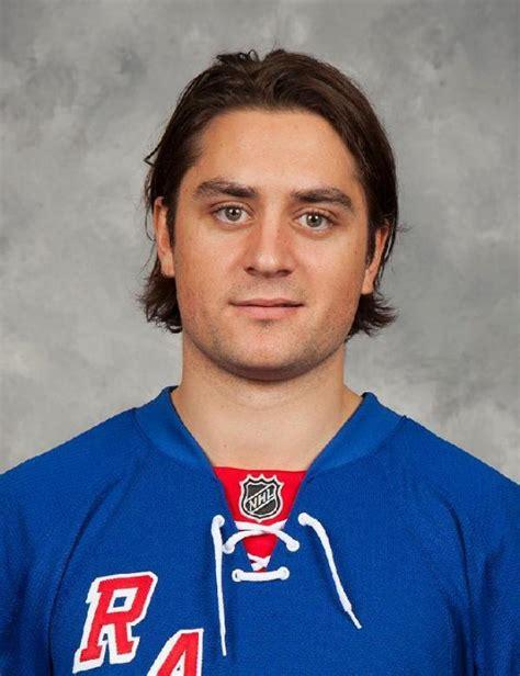 Mats Zucharello by Mats Zuccarello New York Rangers National Hockey