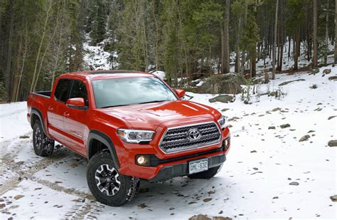 Reddit Toyota Tacoma 2016 Toyota Tacoma Trd Review The Swiss Army Knife Of Trucks