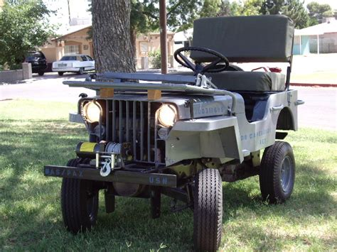 Mini Jeep Build Awesome Mini Willys Jeep Build