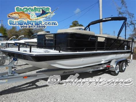 st augustine boat dealers hurricane 226f boats for sale in st augustine florida