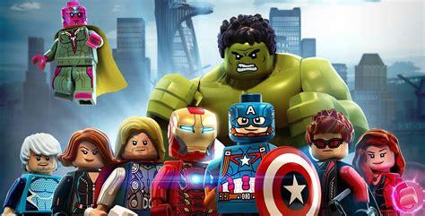 Ps3 Lego Marvels Marvel Avenger lego marvel s go to civil war in new trailer