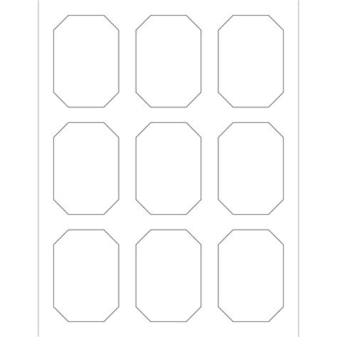 printable labels 2 x 3 45 printable candy buffet labels for jars and containers