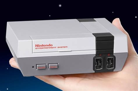 nintendo s new mini nes commercial 102 3 the max nintendo announce classic mini console with nes including mario and evening
