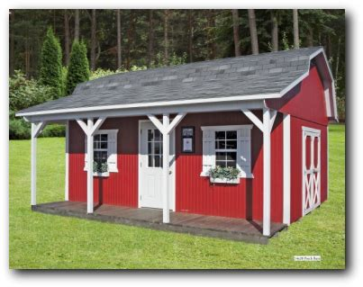 porch barn style