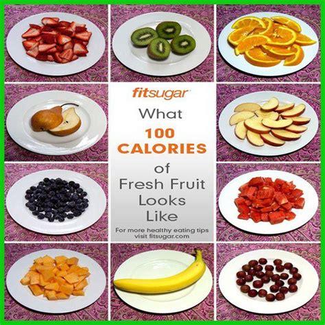 fruit 100 calories 100 calorie crap thetruthaboutexercise