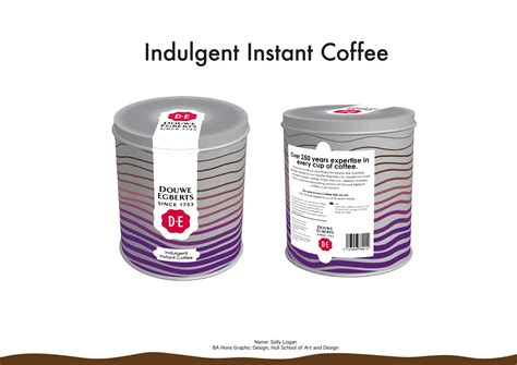 ycn design competition repackaging douwe egberts instant coffee for the ycn