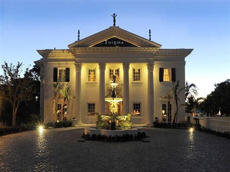 36 million classic villa in cape town south africa