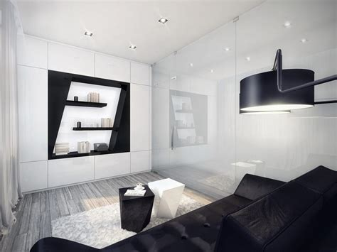apartment livingroom small black and white apartment living room design home