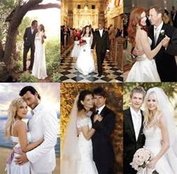 Flowers Pasadena - in style celebrity weddings
