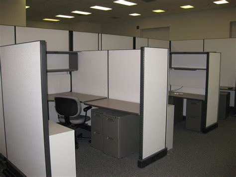 used office cubicle furniture herman miller a02 cubicles