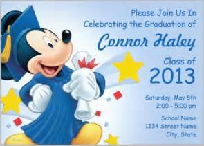 preschool graduation invitation templates free mickey mouse invitation template 23 free psd vector