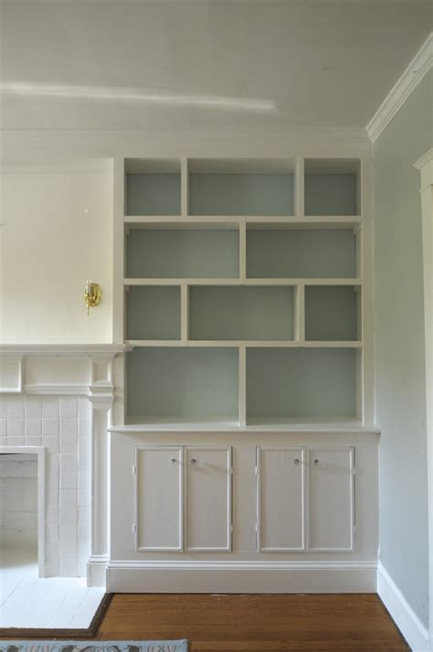 built in shelves and cabinets built in bookshelves julia ryan