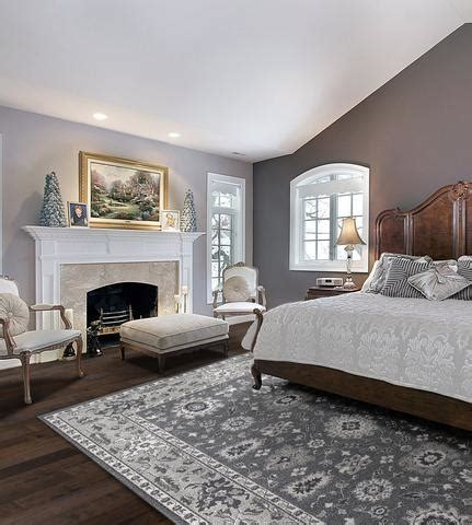 how big should a bedroom rug be rugs 101 selecting rug sizes for every room